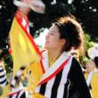 テニスの伊達公子さんとユニバシアード福岡大会