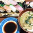 「刺身とお寿司」885kcal