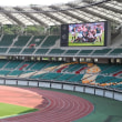 静岡空港改修・私立特別支援学校・ラグビーワールドカップ準備の現場視察