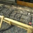 ブロック基礎修正工事