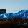 1月18日(木)  青い山