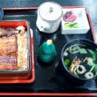 印旛沼で天然ウナギを食す
