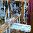織物教室の終わりがけ