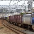 JR神戸線で貨物を撮影~摩耶駅にて_17/10/19