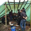中国湖南省桃坨村の山火事を助けようへの支援感謝!