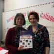 当サークルでも使っている「L'italiano dell'arte」(美術のイタリア語)の本の紹介セミナーに行ってきました(2018.4.9)@イタリアブックフェア2018