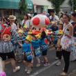 園児パレード