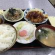 なかまち食堂29-日替わり定食