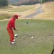 12月10日(日)ゴルフ