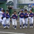 第10回 燕巨人軍旗争奪少年野球大会 1日目