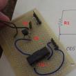 簡単な夜感知器の設計・試作