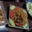 おでんと四川料理いただく