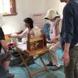 5月27日(日)ばら園まつりでの伝道活動