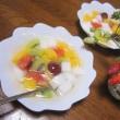大野葡萄と四季咲き🍓