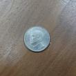 お賽銭に台湾硬貨
