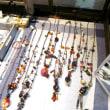 神戸電鉄・鈴蘭台駅前「cafeハンキーパンキー食堂」さま alkalinアクセサリー展示販売♪。