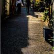 中崎町散策・光と影
