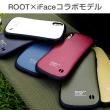 ROOT.CO × iFace First Classモデル アースカラーのタフなケース