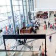 カンボジアの主要国際空港3カ所で、2018年01〜06月の旅客数23%増。