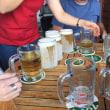 釜山国際ロックフェスティバル2017 vol.2 到着したらとりあえずビールでも(笑)