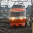 2017年10月19日 小田急 町田  LSE  7004F はこね15号 代走