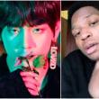 V(BTS)の音楽に対する情熱とR&BシンガーGallant