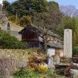 竜田古道の里山公園から本堂高井田線を走る