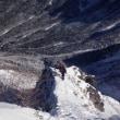 八ヶ岳 阿弥陀岳北稜とアイスクライミング体験