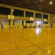 サタデー卓球同好会の練習(2018)・・・姶良市加治木体育館