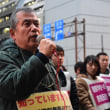 今年も金曜行動がスタート 日本人支援者とともに200回