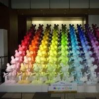 「ミッキー90周年 マジック オブ カラー」