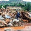 <アフリカサイクロン続報>アフリカ南部襲ったサイクロンの死者、300人超える