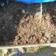 堆肥作り 再チャレンジします