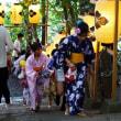 夏の到来を告げる 鳥羽赤崎神社の浴衣まつり