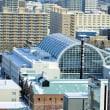 寄り道散策in札幌  「中空から札幌の白銀冬景色」