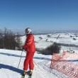 本日〆  嵐山スキー場