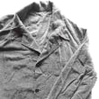 パリつれづれなるまま に買い付け-1473/1940s inconnu blouse sel&poivre M-L size