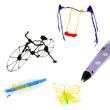 立体的な絵を描けるペン型3Dプリンタが発売