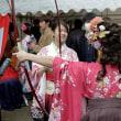 京都三十三間堂の通し矢-その2