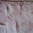 ソヨゴの絞り染めスカーフNO1