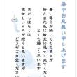 暑中見舞い(^^)/ と 正木さんのお茄子🍆