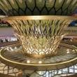 アブダビ空港のラウンジ―アラブ首長国連邦アブダビ。