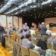 11/11 新宿文化センターにおけるOB練習