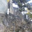 品川神社の富士塚