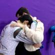 全日本選手権大会終了時点でのISUワールドスタンディング上位3名・・