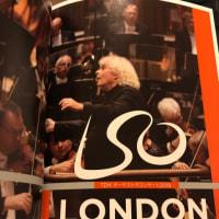 サイモン・ラトル指揮、ロンドン交響楽団のコンサート 2018.9.25