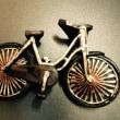 100円ショップで実用自転車!