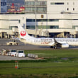 白いバニラとJTA 福岡空港