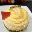 黄色いケーキ