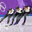 【国がスポーツ庁を作る事で得られたメリットは想像以上でしょう~】「金メダルへ挑む~スピードスケート・女子団体パシュート~」NHKスペシャル 20180214